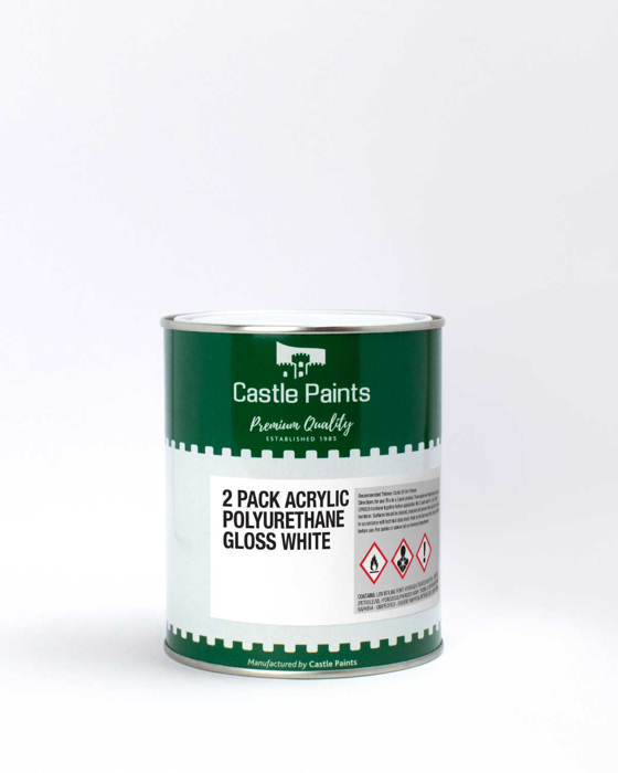 Picture of 2 Pack Acrylic Polyurethane Gloss