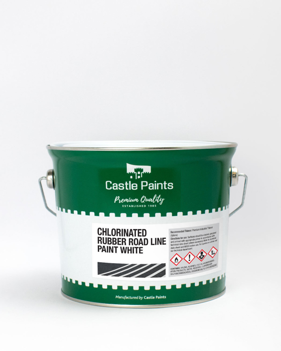 Picture of Chlorinated Rubber Line Paint