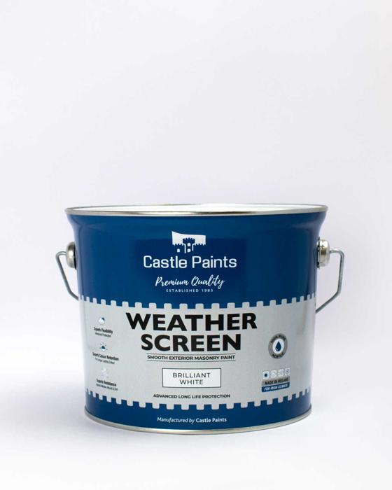 Picture of Weather Screen - Brilliant White