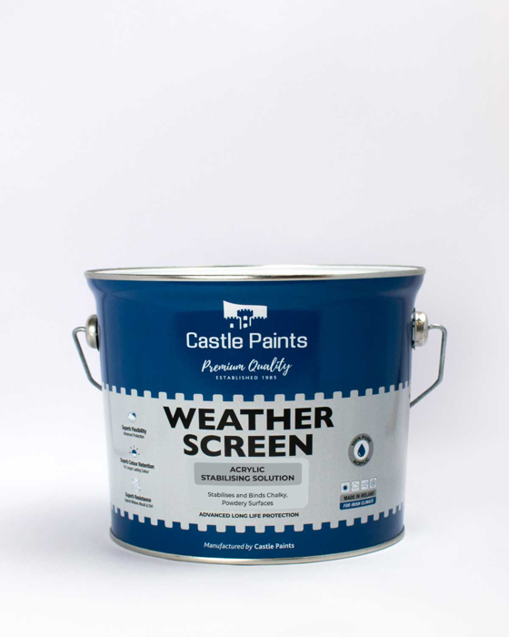 Picture of Weather Screen Stabilising Solution - Clear