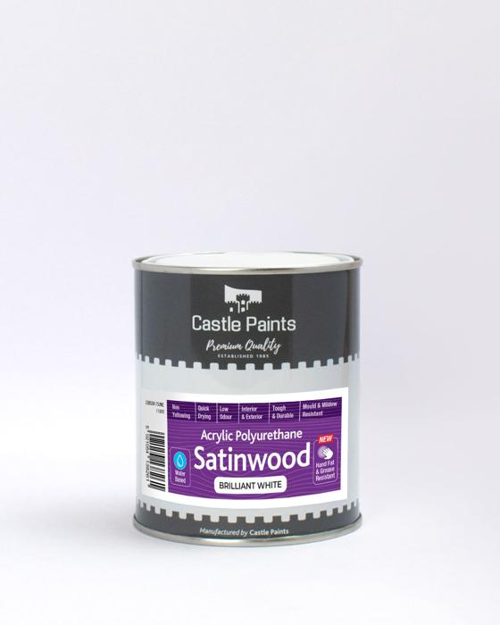 Picture of Acrylic Polyurethane Satinwood