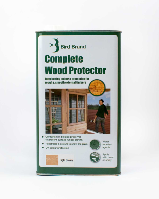 Picture of Bird Brand Complete Wood Protector