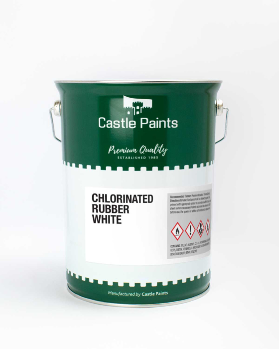 Picture of Chlorinated Rubber Paint