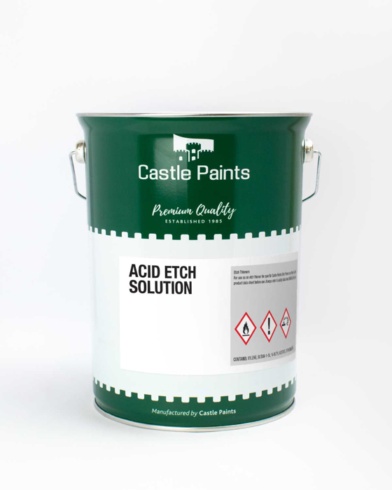 Picture of Acid Etch Solution