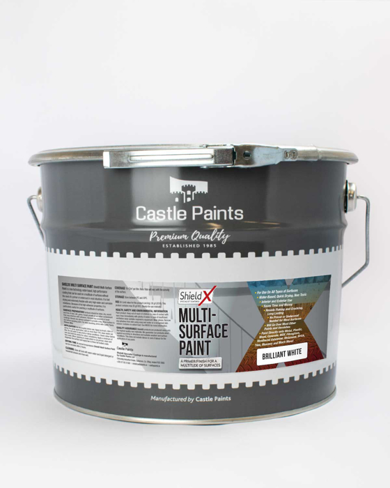 Picture of ShieldX Multi-Surface Paint