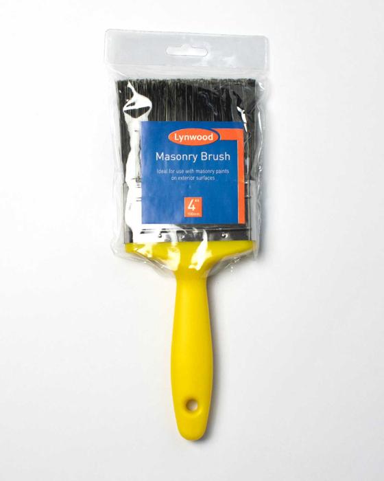 """Picture of Masonry Brush - 4"""""""