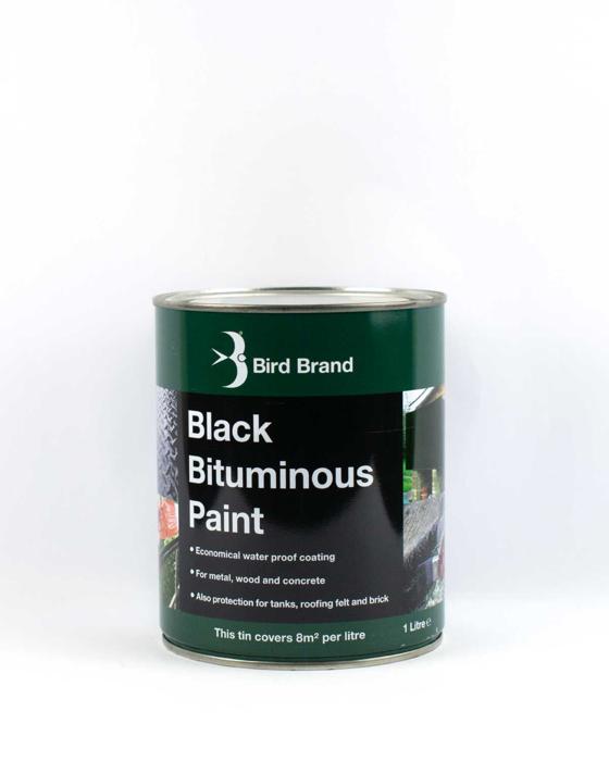 Picture of Black Bitumen Paint