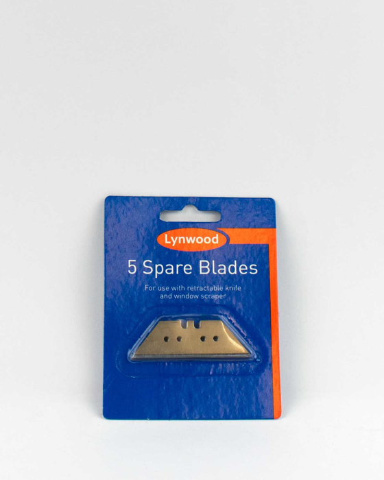 Picture of Lynwood X 5 Snap Knife Blades