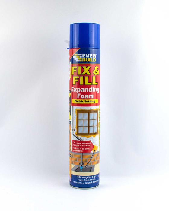 Picture of Fix & Fill Expanding Foam - 750ML