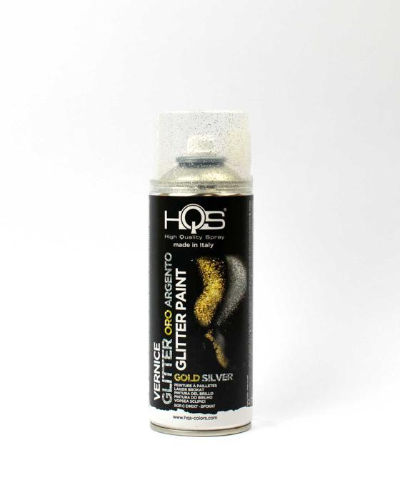 Picture of HQS Glitter Paint Aerosol - 400ML