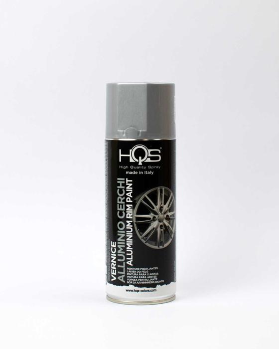 Picture of HQS Aluminium Wheels Paint Aerosol - 400ML