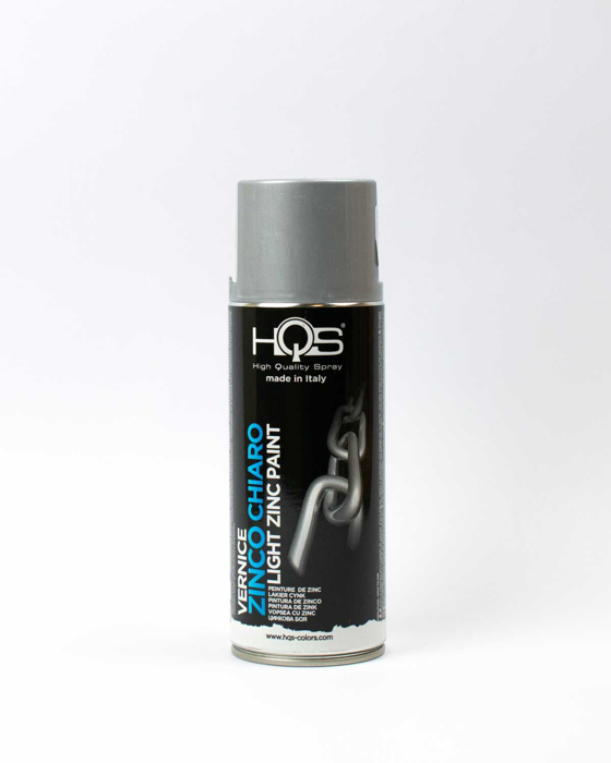 Picture of HQS Stainless Steel Paint Aerosol - 400ML