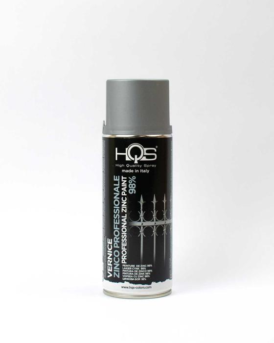 Picture of HQS Paint Zinc 98% Aerosol - 400ML