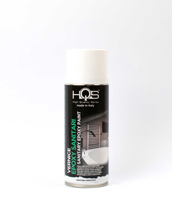 Picture of HQS Sanitary White Paint Aerosol - 400ML