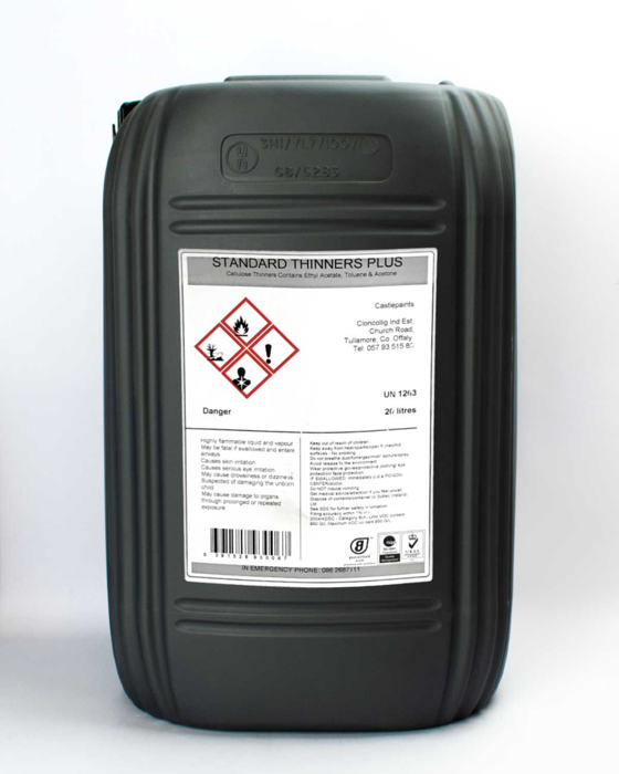 Picture of Standard Thinners Plus - 20L