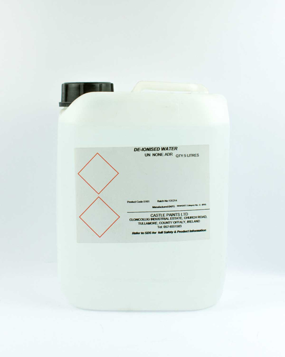 Picture of Prosol De-Ionised Water