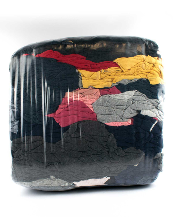 Picture of Compressed Bag of Rags