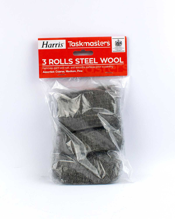 Picture of 3 Piece Steel Wool