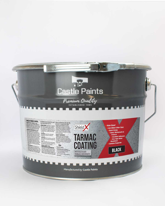 Picture of ShieldX Tarmac Coating