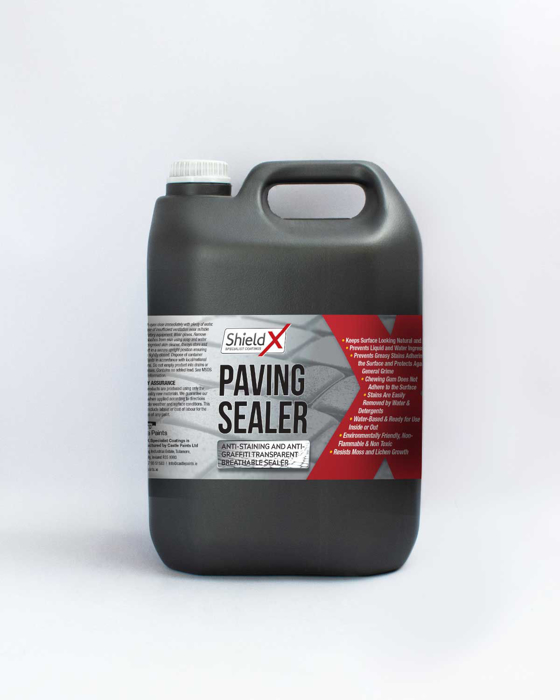 Picture of ShieldX Paving Sealer